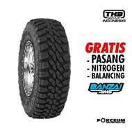 Ban Mobil Off Road 235/75 R15 FORCEUM M/T 08 PLUS Ban Pacul Ring 15