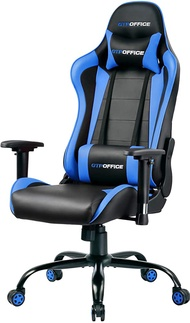 Gaming Chair Racing Style Office Ergonomic Conference Chair Leather High Back 188