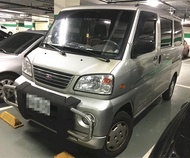 (TA車業)2003 三菱 廂型車 麵包車 VERYCA 貨車 原版件 10萬