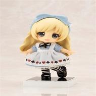 ☆現貨☆ Q版 黏土人 迪士尼 公主 夢遊仙境 愛麗絲 Alice 穿真衣服