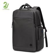 YILIONGDAQIกระเป๋าเป้สะพายหลังมีตราโรงเรียนเดินทางBagpack Anti Theft 15.6นิ้วกระเป๋าแล็ปท็อป