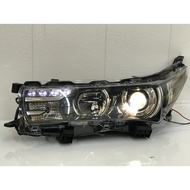 Depo Toyota Altis 11代 14-17 原廠型 魚眼大燈