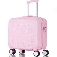 Hello Kitty16吋➕14吋兒童行李箱