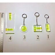 Hi shop 水平儀鑰匙圈 / 水平儀文鎮 第3 種圓形
