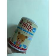 明治奶粉(適用0-1歲)