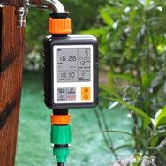 自動澆花器自動澆水器大屏幕高清字體定時澆花智慧灌溉系統控制器 1995生活雜貨NMS