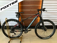 FOXTER MOFFIT 2020 27.5 AUTHENTIC Mountain Bike MTB Black Red