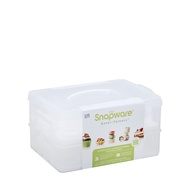 Snapware Enter-Tainers 2 Layer Cupcake Carrier 1098736