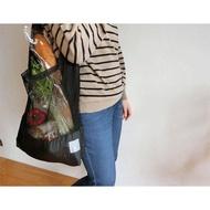 日本進口~北歐品牌 MOZ 自然風 編織網狀 肩背袋/手提袋 /環保購物袋(下單前請先詢問出貨天數)