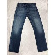 LEVI'S LEVIS 00501-1734 W34 L34 小直筒牛仔褲 501 502 505 523 522