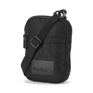 PUMA-男女Evolution側背包-黑色