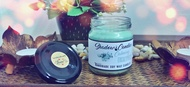 Soy Wax Candle with Eucalyptus Aroma Oil