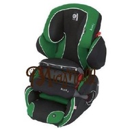 無息12期【德國奇帝Kiddy】豪華歐系精品【Guardian Pro 2 可調式安全汽車座椅-森林綠】免費使用提籃10個月