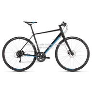 0% INSTALLMENT HYBRID TOURING CUBE SL ROAD 700C BASIKAL BICYCLE - FACTORY