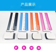 Multifunctional ruler loose leaf punch A4 paper 30 hole B5 26 hole A5 20 hole 6 hole quiet book punc