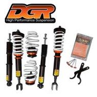 【DGR】高低軟硬可調式避震器_送專業安裝(適用於福特 FOCUS (USA) 06~07車型)