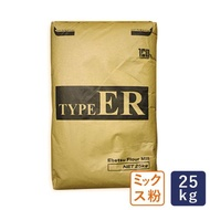 Mixed powder Type ER Hokkaido for French bread Ebetsu Flour Milling Business use 25kg Domestic wheat Okinawa requires additional shipping  making sweets Handmade ingredients Confectionery