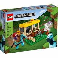 樂高LEGO 21171 Minecraft系列 The Horse Stable