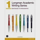 Longman Academic Writing Series 1:Sentences to Paragraphs, 2/e