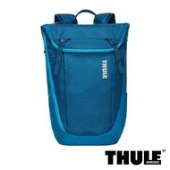 【Thule 都樂】EnRoute 休閒電腦後背包(20L/15 吋筆電/海藍)