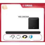 活動免運 保固一年 YAMAHA YAS-109 支援4K 無線 Bluetooth Soundbar yas-108
