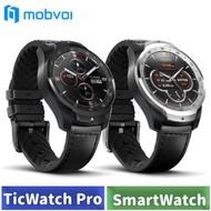 Mobvoi 出門問問 TicWatch Pro SmartWatch 智慧手錶 (流光銀/幻影黑)-【送原廠專用磁吸充電器+USB 隨身燈】