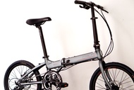 Crius Master-D 20-inch Foldable Bike Bicycle