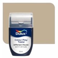 สีขนาดทดลอง Dulux Colour Play™ Tester - Jefferson House 30YY 47/145