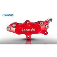 FRANDO 6PC2 側向異徑對六卡鉗 公司貨  改裝
