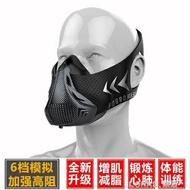 阻氧面罩運動無氧面罩跑步健身模擬高原體能訓練肺活量口罩 NMS 樂活生活館