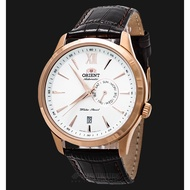 Orient Men's Day / Date Leather Automatic Watch FES00004W