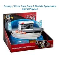 Cars - Disney Cars 3 Florida Speedway Spiral Playset