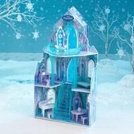 美國 KIDKRAFT - 迪士尼冰雪奇緣娃娃屋