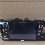 豐田 ALTIS 11代 8吋 原廠主機 車美仕 CARMAX螢幕 二手 中古