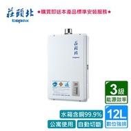 莊頭北_數位強排型熱水器12L_TH-7126FE(BA110005)