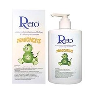 Reto 嬰幼兒油垢頭皮/髮洗髮精(押頭包裝)250ml