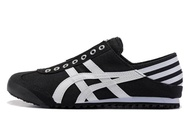 Onitsuka Tiger/, ghost, tiger, lazy shoes, MEXICO Black