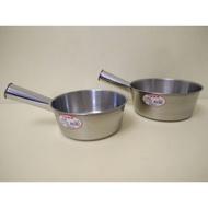 水瓢 杓 水杓 不鏽鋼水勺 不鏽鋼水瓢 430(18-0)不鏽鋼水杓 ㄧ入 金星牌
