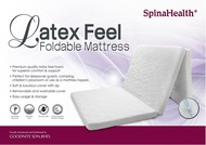 GOODNITE Latex Feel Foldable Mattress