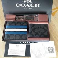 COACH Short Wallet/Men's Wallet/Mother's Wallet/Wallet