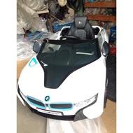 (出清)寶馬BMW I8 原廠 雙馬達 雙驅電動車 具緩起步 2.4G對頻遙控器