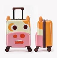 18นิ้วกระเป๋าถือกระเป๋าเดินทางกระเป๋าเดินทางสำหรับเด็กเด็กพกพากระเป๋าเดินทางกระเป๋ากลิ้งสำหรับเดินทาง Wheeled กระเป๋ารถเข็นกระเป๋า