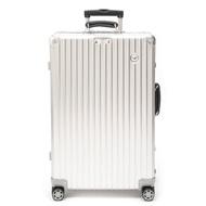 RIMOWA CLASSIC LUFTHANSA Edition Check-In M Silver 61L  r028