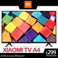 Xiaomi Smart TV A4 | 32 43 50 in | LED HD | Android TV