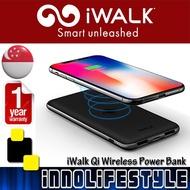 iWalk 8000mAh Qi Wireless Powerbank