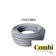 FUJIMOTO/KSE FLEXIBLE CABLE 3 CORE 70/0.193*3C CCA GREY