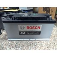 賓士 BOSCH AM S 汽車電池電瓶 60044 MF 60038 60011 12V 100AH BENZ BMW