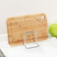 砧板架304不銹鋼砧板架切菜板架 廚房置物架案板儲物收納架 概念3C