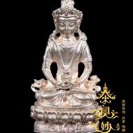 龍婆卡賢師父排名第一的藥師佛就是2518年的「藏傳藥師佛」