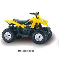 光陽沙灘車(ATV)90ccMongoose90